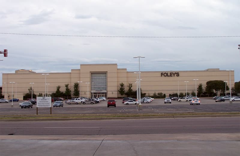 Commercial Brick - Foleys at North Park Mall (Now Macy's) | Metro Brick
