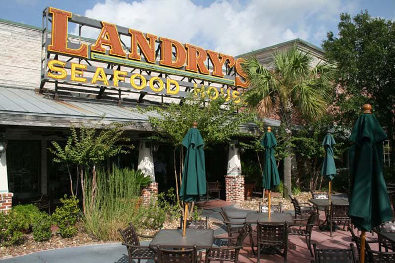 Commercial Brick - Landry's Seafood House Restaurants | Metro Brick