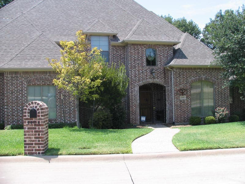 Residential Brick - Brownstone (Available in King Size) | Metro Brick