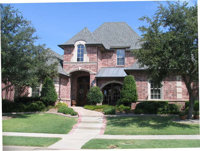 Residential Brick - Old Denver (Available in King Size) | Metro Brick