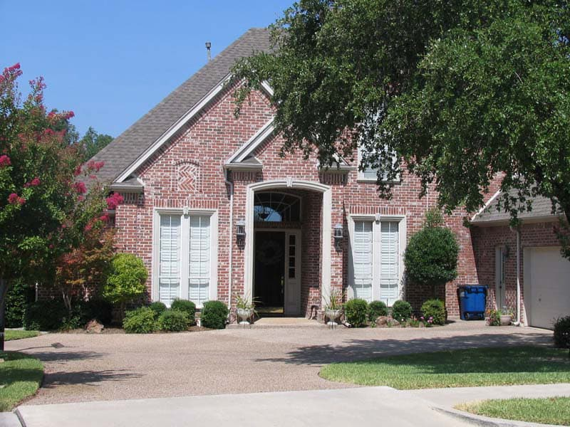 Residential Brick - Redstone (Available in King Size) | Metro Brick