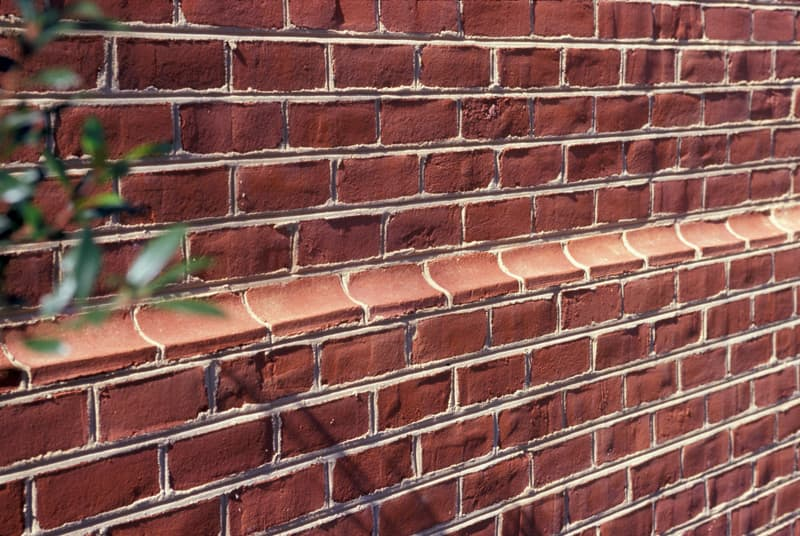 All Specialty - Clay Brick Shapes - Cove Stretchers | Metro Brick