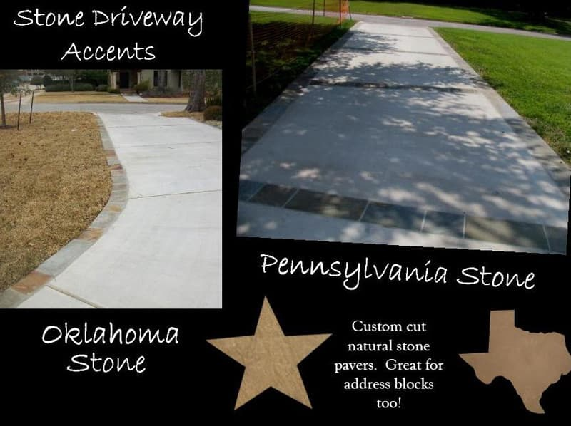 All Specialty - Stone Driveway Accents | Metro Brick